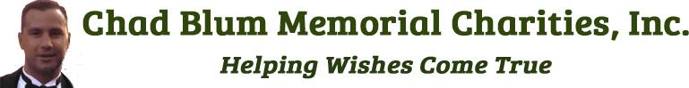 Chad Blum Memorial Charities, Inc.